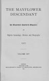 PDF Download of Mayflower Descendant Volume 14 (1912)
