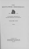 PDF Download of Mayflower Descendant Volume 17 (1915)
