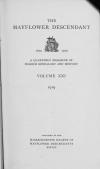 PDF Download of Mayflower Descendant Volume 21 (1919)