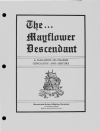 Paper Copy of Mayflower Descendant Vol 35 Issue 2 (1985)