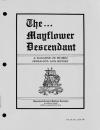 Paper Copy of Mayflower Descendant Vol 38 Issue 2 (1988)