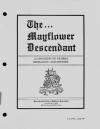 Paper Copy of Mayflower Descendant Vol 39 Issue 2 (1989)