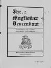 Paper Copy of Mayflower Descendant Vol 45 Issue 1 (1995)